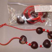 buckeye spirit necklaces